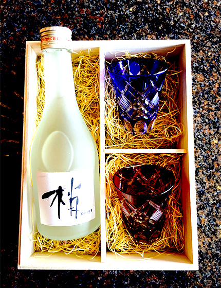 sake glassware